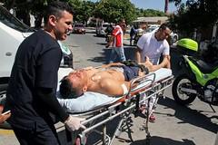 Quatro policiais morrem e 42 ficam feridos em ataque na Colômbia (portalminas) Tags: quatro policiais morrem e 42 ficam feridos em ataque na colômbia