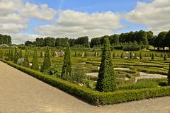 A0190DENMc (preacher43) Tags: frederiksborg castle gardens hillerød denmark sky clouds lake water