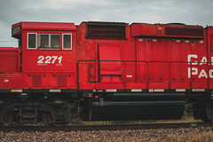 Canadian Pacific 2271 Train (Tony Webster) Tags: 2711 cp cprail canadianpacific minnesota rosemount engine train unitedstates us