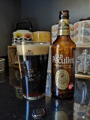 Old Peculiar by Theakstons  Brewery Yorkshire (Bury Gardener) Tags: beeralebottle yorkshire beer ale bottle