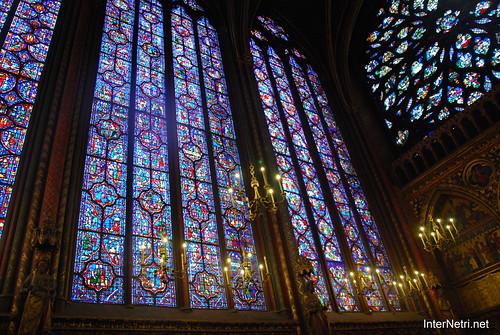 Сен-Шапель, Париж, Франція  InterNetri 0107