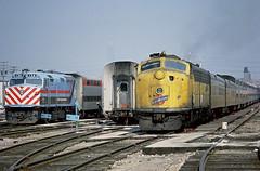 RTA F40PH 134 (Chuck Zeiler) Tags: rta f40ph 134 cnw e8 519 railroad emd locomotive chicago train chuckzeiler chz passenger