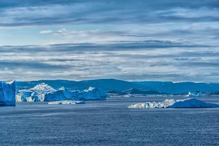 Iceberg Parking Lot