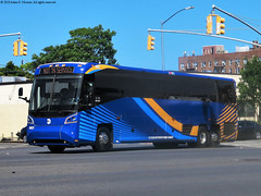 23 (aemoreira81) Tags: mta new york city bus motor coach industries mci d45 crt le d45crtle