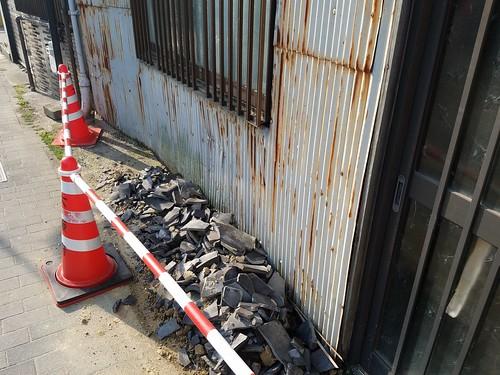 大阪地震 画像17