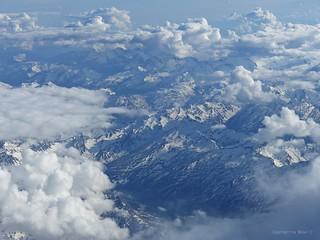 Wo Berge enden und der Himmel anfängt * Where mountains end and heaven begins * Donde las montañas terminan y el cielo comienza * . P1380030