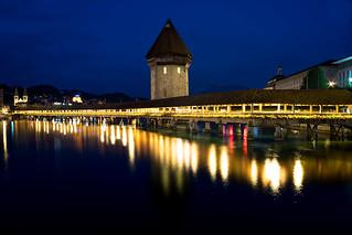 Ponte della Cappella - Luzern