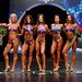 Bikini Open B 4th Gurr 2nd Sakakibara 1st Tourigny 3rd Walter 5th Taylor
