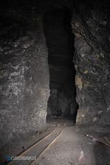 You shall pass! (Carismarkus) Tags: bergwerk höhle mine schweiz steinbruch swiss switzerland untertage cave miningplant pit quarry underground unterirdisch