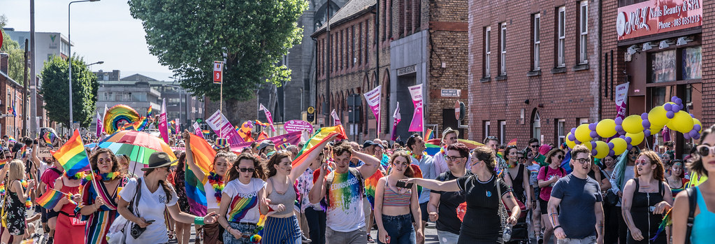 ABOUT SIXTY THOUSAND TOOK PART IN THE DUBLIN LGBTI+ PARADE TODAY[ SATURDAY 30 JUNE 2018]-141729