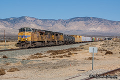 UP 5481 | GE ES44AC | UP Mojave Subdivision (M.J. Scanlon) Tags: business california canon capture cargo commerce digital eos es44ac engine freight ge haul horsepower image impression landscape locomotive logistics mjscanlon mjscanlonphotography merchandise mojave mojo move mover moving outdoor outdoors perspective photo photograph photographer photography picture rail railfan railfanning railroad railroader railway scanlon steelwheels super track train trains transport transportation up5481 upmojavesubdivision view wow ©mjscanlon ©mjscanlonphotography