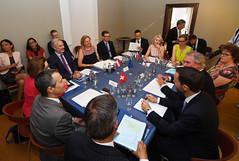 Treffen der Außenminister aus den deutschsprachigen Ländern
