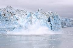 Hubbard Glacier, Alaska (Steve's stills) Tags: alaska hubbardglacier glacier hubbard ice