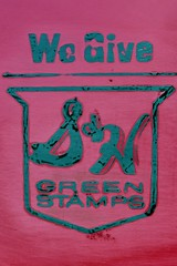 We Give S&H Greenstamps (Laurence's Pictures) Tags: belvidere illinois downtown streets main street stores storefront sign america american city