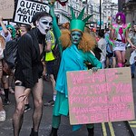 Queers Against Trump, London 13 July 2018 thumbnail