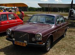 1973 Volvo 164 E 3.0 (rvandermaar) Tags: 1973 volvo 164 e 30 volvo164 sttf01 sidecode5 rvdm