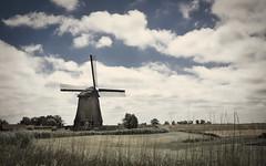 Windmill Near Schermerhorn (Eric Gross) Tags: windmill windmills netherlands landscape serene tranquil pastoral greatphotographers
