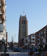Beffroi de Saint-Elois - Dunkerque (radio53) Tags: france nord dunkerque dunkirk architecture