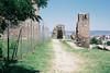 7 Towers (dtavlikos) Tags: leica cl leicacl fuji c200 kodak cp200 colorplus grainpeeper eptapirgio yedikule γεντί κουλέ επταπύργιο θεσσαλονίκη μακεδονία ελλάδα thessaloniki macedonia greece documentary