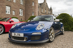 GT3 RS Blue (syf22) Tags: car automobile auto autocar automotor motor motorcar motorised vehicle porsche porscheclubgb porscheclubgbregion2 pcgb pcgbscottishregion pcgbr2 gt3rs 911 991 flatsix flat6 boxerengine rearengine concours