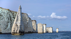 Old Harry Rocks (clive_metcalfe) Tags: