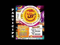 Bloco 40º - Carnaval 2013 - São Francisco de Sales - MG (portalminas) Tags: bloco 40º carnaval 2013 são francisco de sales mg