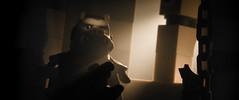 formidable (jooka5000) Tags: starwars lego photo cinematography toys toyphotography cinema gamorreanguard guard cinematic photography legography jooka5000 title formidable tower jabbaspalace tatooine