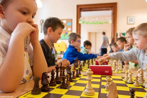 VIII Turniej Szachowy Przedszkolaków o Mistrzostwo Świdnicy-56