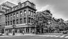 Vintage photo (fake) (Tim Brown's Pictures) Tags: washingtondc chinatown galleryplace historic arcitecture buildings photoshopart washington dc unitedstates
