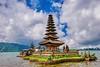 Pura Ulun Danu Bratan (sr_ravi) Tags: puraulundanubratan lakebratan ulundanu shivatemple speedboat travelpics landscapephotography historicalplace bali indonesia vacation nikond610 tamron1530mmf28