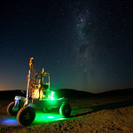 Rover Under the Milky Way - Atacama Rover Astrobiology Drilling Studies thumbnail