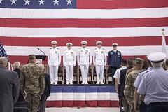 Air Station Savannah change of command ceremony (Coast Guard News) Tags: savannah airstation georgia unitedstates us