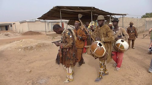 The music of the Dozo