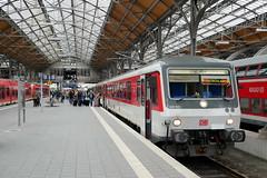 P1620207 (Lumixfan68) Tags: eisenbahn züge triebwagen baureihe 628 dieseltriebwagen deutsche bahn db regio syltshuttle plus