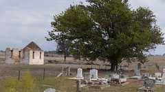 Small Cemetery (chappell.nancy -) Tags: building church home house cemetery old history graves headstones