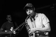 Mr. Clifford   Roanoke, VA (Marc Rainey Jr.) Tags: d7000 nikon livemusic musician saxophone music scene bar club