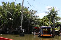 """Bangkok: Klong (Ali Bentley) Tags: bangkok thailand southeastasia klong khlong """"longtail boat"""""""