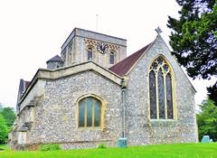 Photo of St Mary's Church, Kingsclere