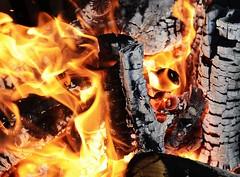 feuer (elmar theurer) Tags: abstract grill coal cold charcoal art kunst artdesign textur abstrakt holzkohle grillen barbecue fire feuer holz wood burn burning brennen glut heat lohe flammen flames