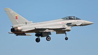 ZK375/375 TYPHOON 41sqn RAF