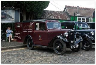 1939 Austin 7 Van