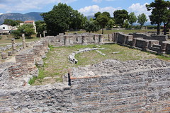 IMG_4946 Paestum (drayy) Tags: paestum rome roman ancient magnagraecia temple town italy europe campania greek
