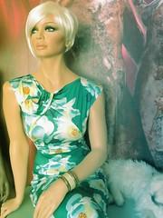 Rootstein Mannequin (capricornus61) Tags: rootstein display mannequin shop window doll dummy dummies figur puppe schaufensterpuppe art home indoor face body female weiblich feminine frau woman hobby collecting sammeln