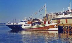 Eitrheim (Leifskandsen) Tags: boat ship water coast sea oslo oslofjorden cruising harbour eitrheim passengers travel voyage maritime camera scanned leifskandsen skandsenimages scandinavia skandsen