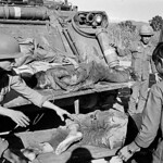 Near Kontum 1972 - Corpses of ARVN soldiers thumbnail