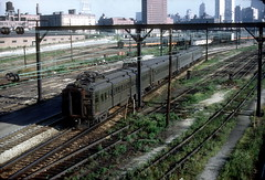IC 12th St 1971 Walter Schopp photo (jsmatlak) Tags: chicago ic illinois central electric metra train railroad commuter