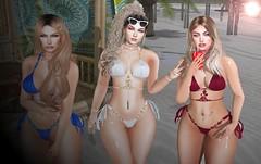 KAD, SOLLUAMAR & MILENA (Solluamar) Tags: avatar av sl maitreya catwa doux truth letre insol secondlife