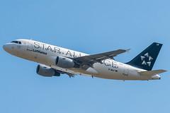 A319_LH1233 (VIE-FRA)_D-AILF (Star Alliance Livery)_1 (VIE-Spotter) Tags: vienna vie airport flughafen flugzeug airplane planespotting