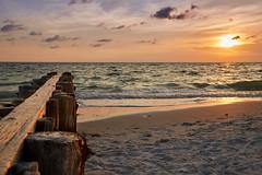 Gulf sunset (another_scotsman) Tags: naples florida beach sunset shore seascape sky
