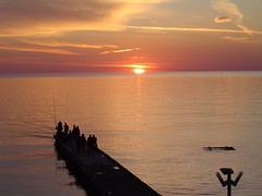 Sochi-Russia-Black-Sea-at-sunset (trinh_huong_ocean) Tags: sochi russia russian olypics winter olympics